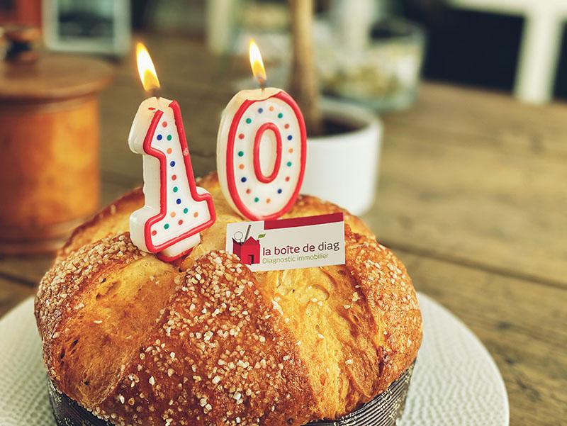 La Boîte de Diag fête ses 10 ans le 1er avril 2020